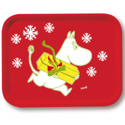 Moomin Birh Tray 27 x 20 cm Christmas Moomintroll Present