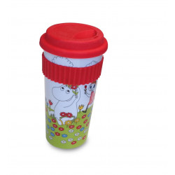 Moomin To Go Cup Mymble Flower