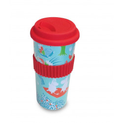 Moomin To Go Cup Retro Mint Green