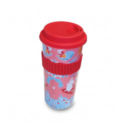 Moomin To Go Cup Retro Pink
