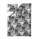 Moomin Duvet Cover Adventure 150 x 210 cm 50 x 60 cm Finlayson
