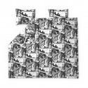 Moomin Duvet Cover Adventure 240 x 210 cm 50 x 60 cm Finlayson