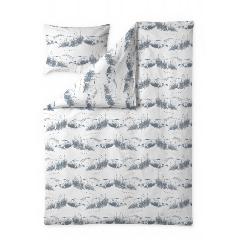 Moomin Duvet Cover Pillowcase Dune Organic Cotton Jersey 150 x 210 cm 50 x 60 cm Finlasyon