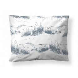 Moomin Pillowcase Dune Organic Cotton Jersey 50 x 60 cm Finlayson