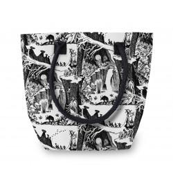 Moomin Large Canvas Bag...