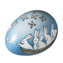 Arabia Ceramics Bunny Annual Egg 2015 Helja