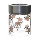 Moomin Tea Light Holder Happy Little My