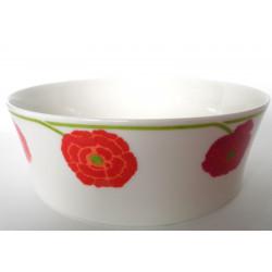 Illusia Red Bowl Arabia