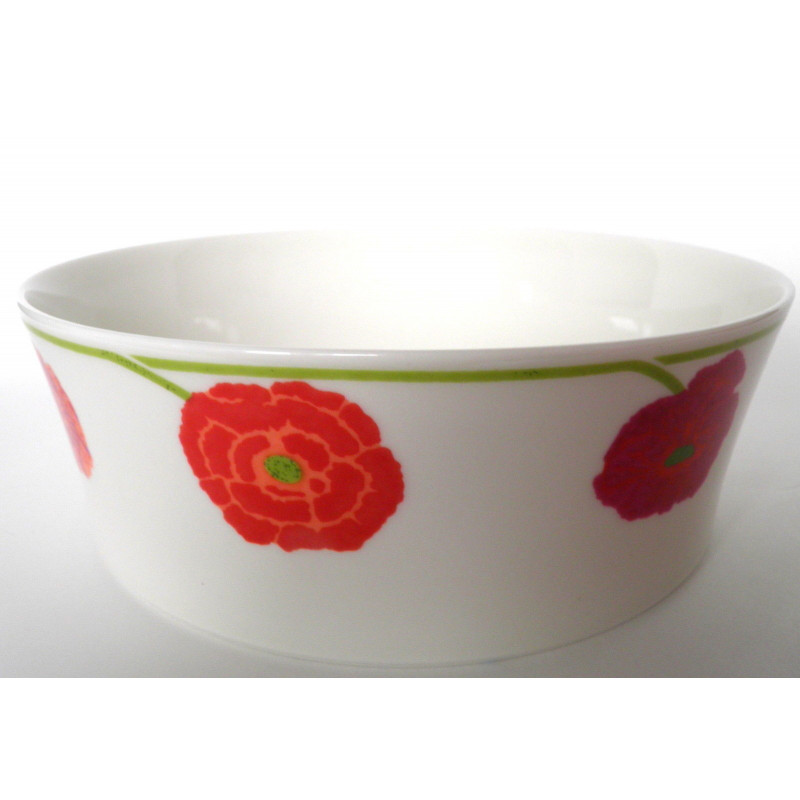 Illusia Red Bowl Arabia