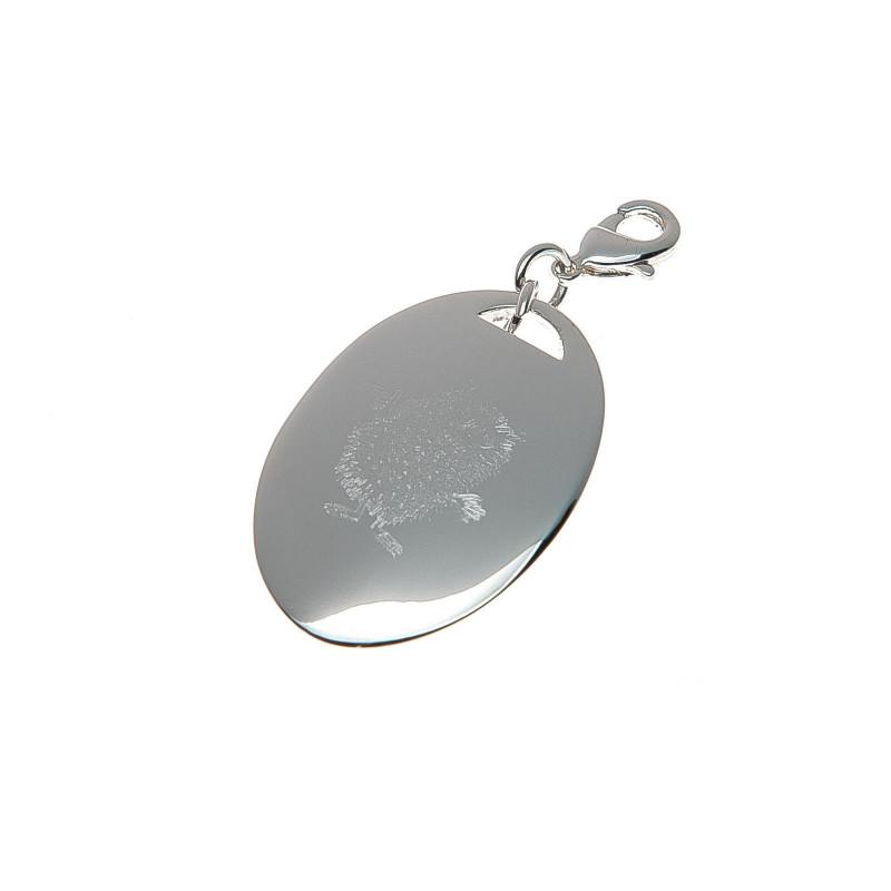 Moomin Stinky Metal Pendant Jewellery Muurla Design