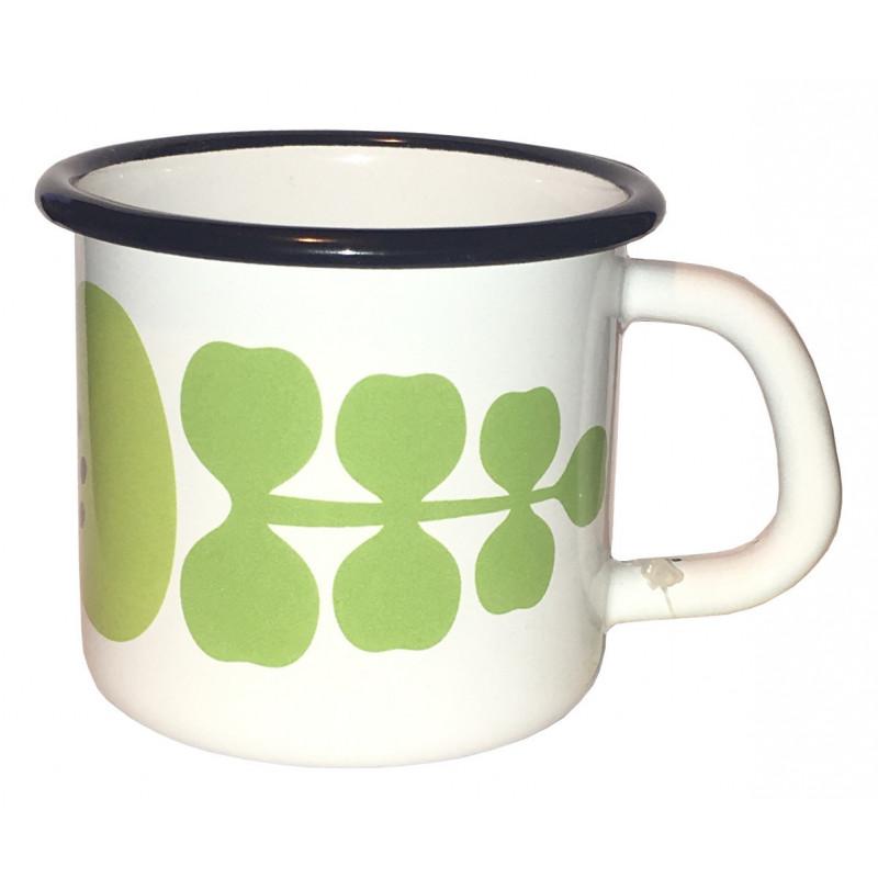 Hackman Enamel Mug Summer 0.37 L