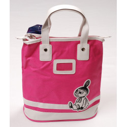 Moomin Small Bag Little My Pink