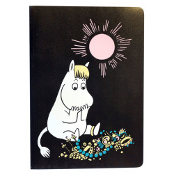 Moomin Notebook Durable Covers A5 100 Blank Pages