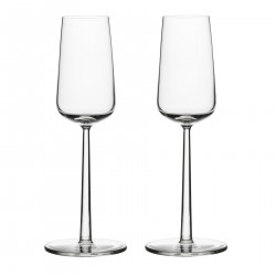 Essence Champagne Glass 0.21 L 2 pcs Iittala