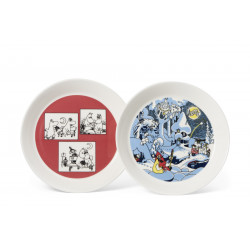 Moomin Collector's Plates...