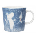 Moomin Light Snowfall Mug Winter 2018 0.3 L