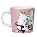 Moomin Set Gift Box Snorkmaiden Plate and Mug