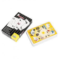 Moomin Playing Cards Peliko
