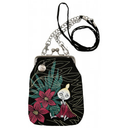 Moomin Metal Clasp Purse Mymble