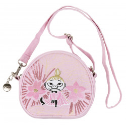 Moomin Round Crossbody Bag Aliisa Little My Day Dreaming