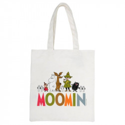 Moomin Totebag Ecobag Recycled Cotton