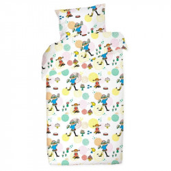 Pippi Longstocking Duvet...