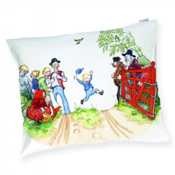 Emil of Longberga Emil in the Cat's Corner Pillowcase 50 x 60 cm