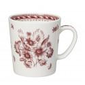 Finnish Flower Mug 0.3 L Red Arabia