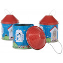 Moomin Christmas Tree Tin Decoration House Tooticky