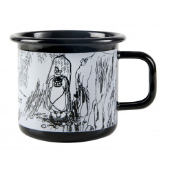 Moomin Pappa and the Sea Enamel Mug Troll 0.37 L