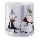 Moomin Candle Winter Trip 8 cm