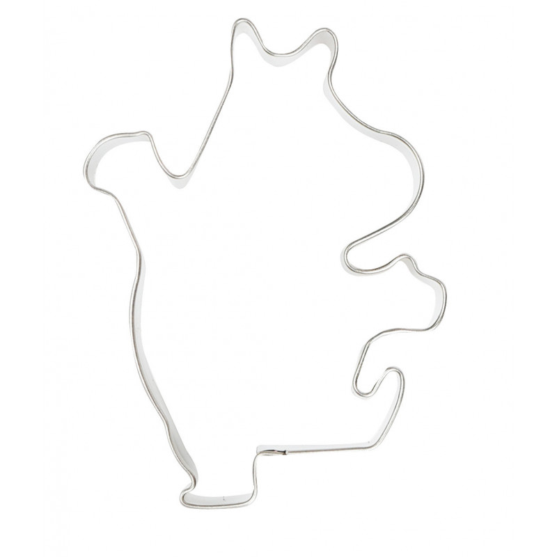 Moomin Moomintroll Cookie Cutter Mini