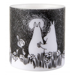 Moomin Candle Moonlight 8 cm