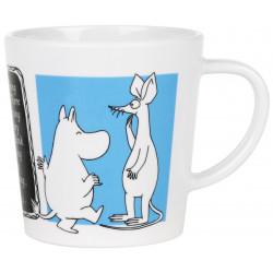 Moomin Melamine Mug Friends