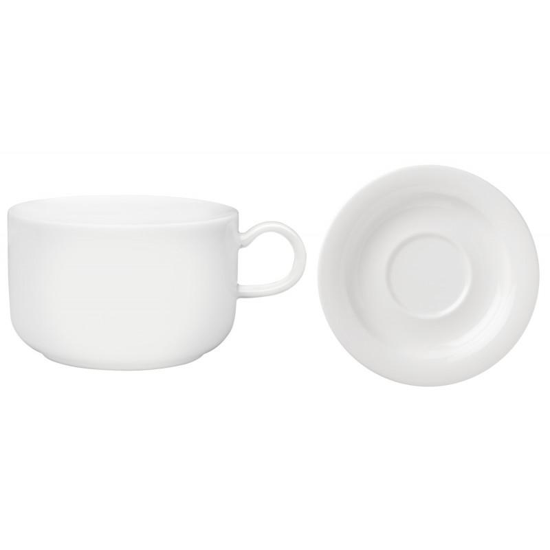 Arctica Cup and Saucer by Pentagon Design