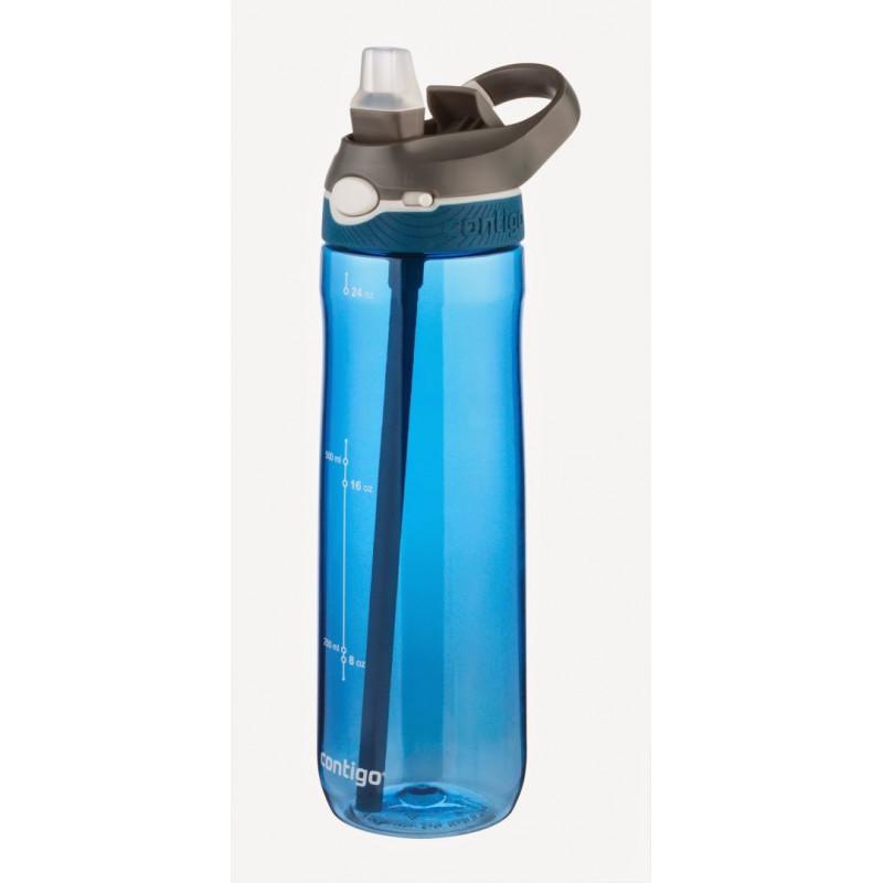 Contigo Ashley Monaco Blue 720 ml with Spout and Straw