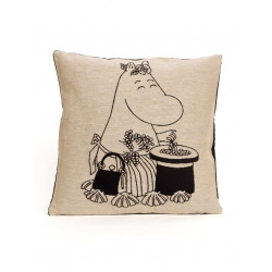 Moomin Gobelin Decorative Pillowcase Moominmamma