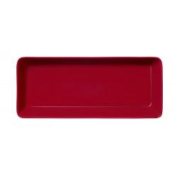 Iittala Teema Kaj Frank 1952 Platter 16 x 37 cm Red
