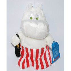Moomin Soft Toy Moomin Mamma 22 cm Martinex