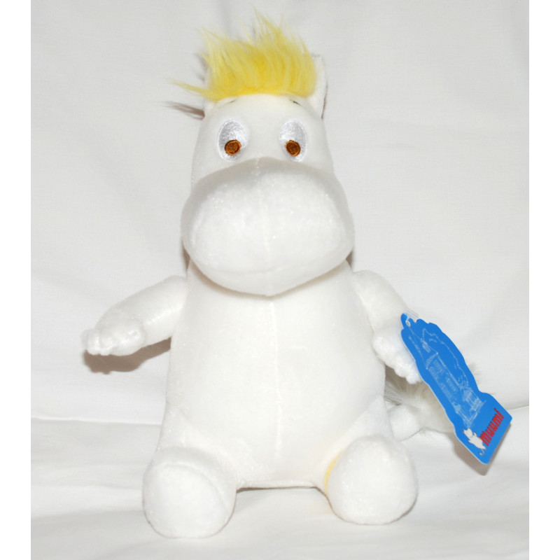 Moomin Soft Toy Sitting Snorkmaiden 23 cm