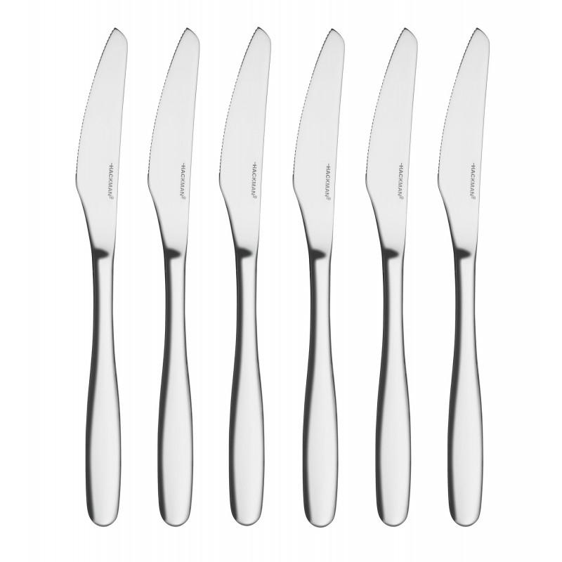 Savonia Set of 6 Steak Knives