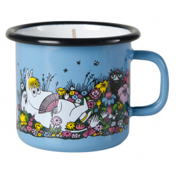 Moomin Enamel Mug With...