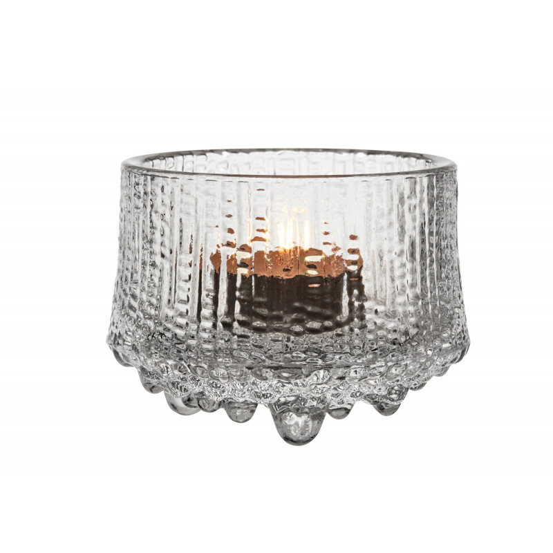 Ultima Thule Tealight Candle Holder Clear 6.5 cm