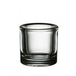Kivi Votive Candle Holder Clear 60 mm Iittala