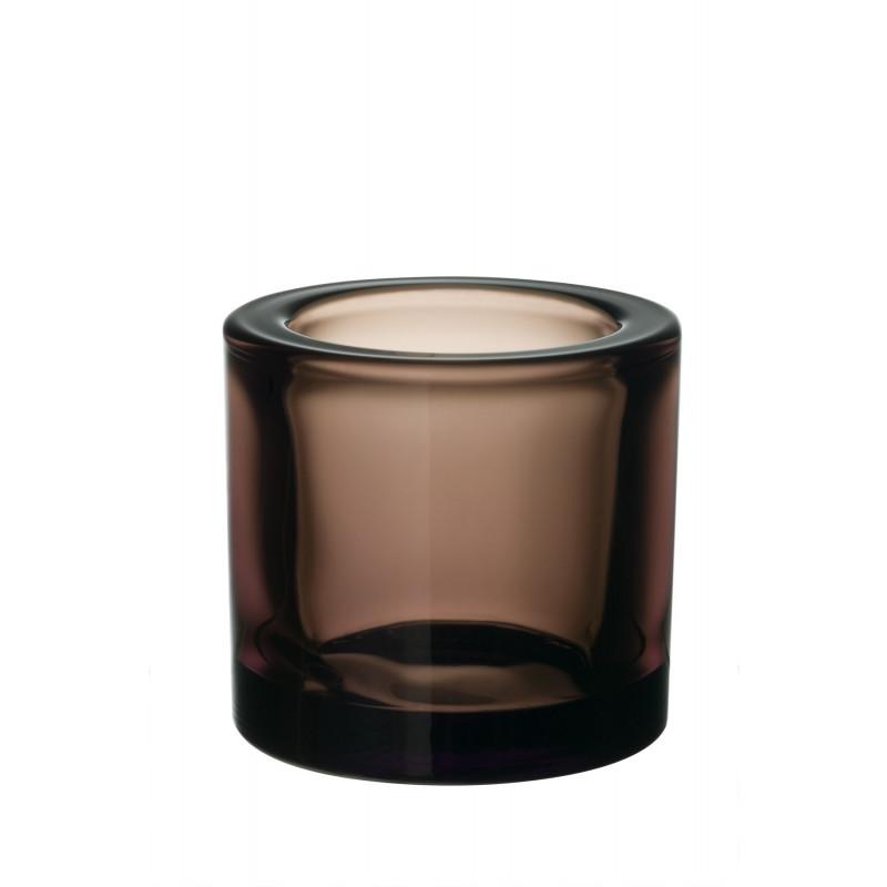 Kivi Votive Candle Holder Sand 60 mm Iittala