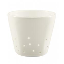 Iittala X Issey Miyake - Votive Candle Holder 70 mm, white