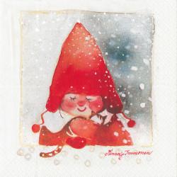 Havi Paper Napkins Elf Girl 20 pcs 33 cm