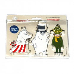Moomin Cookie Cutters Mamma...