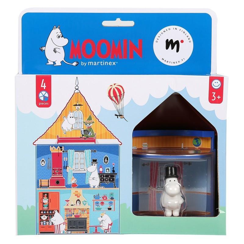 Moomin Mini Moominhouse Moominpappa