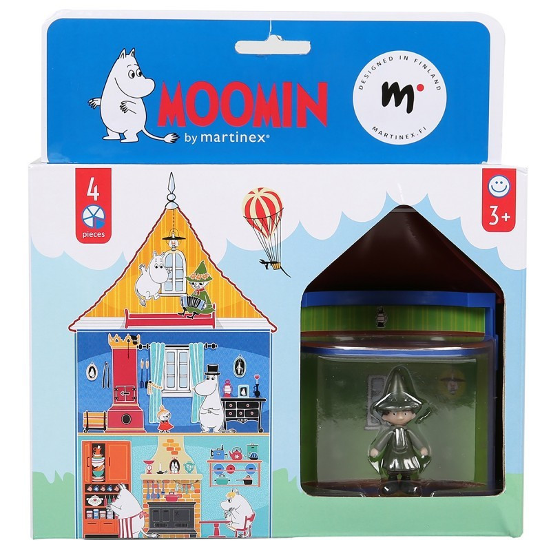 Moomin Mini Moominhouse Snufkin